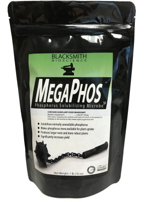 Blacksmith Bioscience MegaPhos Phosphorus Solubilizing Microbe 12ea/1 lb