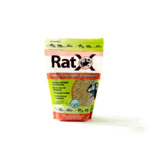 RatX Pellets Rat and Mouse Control 6ea/3 lb