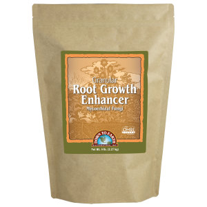 Down To Earth Root Growth Enhancer Mycorrhizal Fungi Granules OMRI 5ea/5 lb