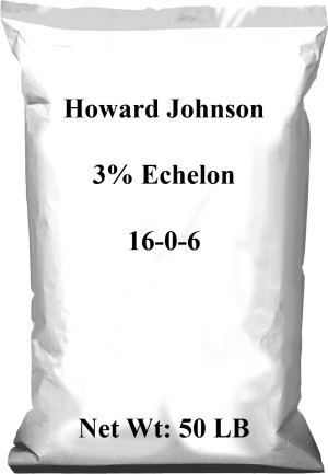 Howard Johnson 3% Echelon 16-0-6 1ea/50 lb