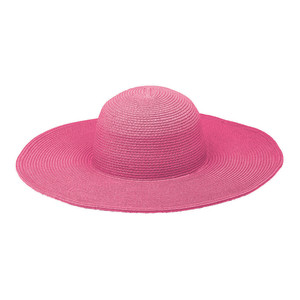 Goldcoast Sunwear Womens Ashley Hat Fuschia 6ea/One Size