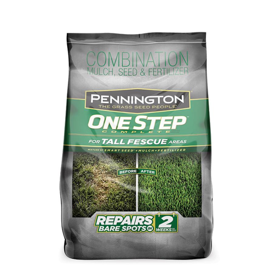 Pennington One Step Complete Tall Fescue Bag 6ea/8.3 lb