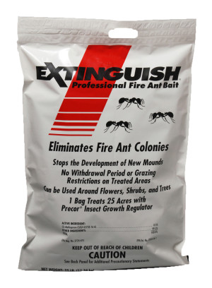 Extinguish Wellmark Plus Fire Ant Bait 1ea/25 lb