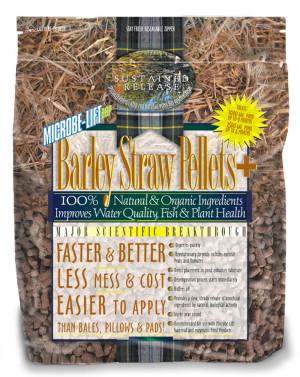 Ecological Laboratories Microbe-Lift Barley Straw Pellets Plus 12ea/2.2 lb