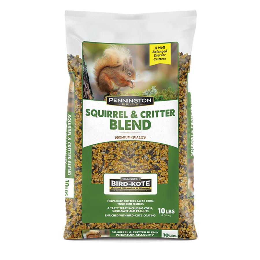 Pennington Pride Squirrel & Critter Food Blend 4ea/10 lb