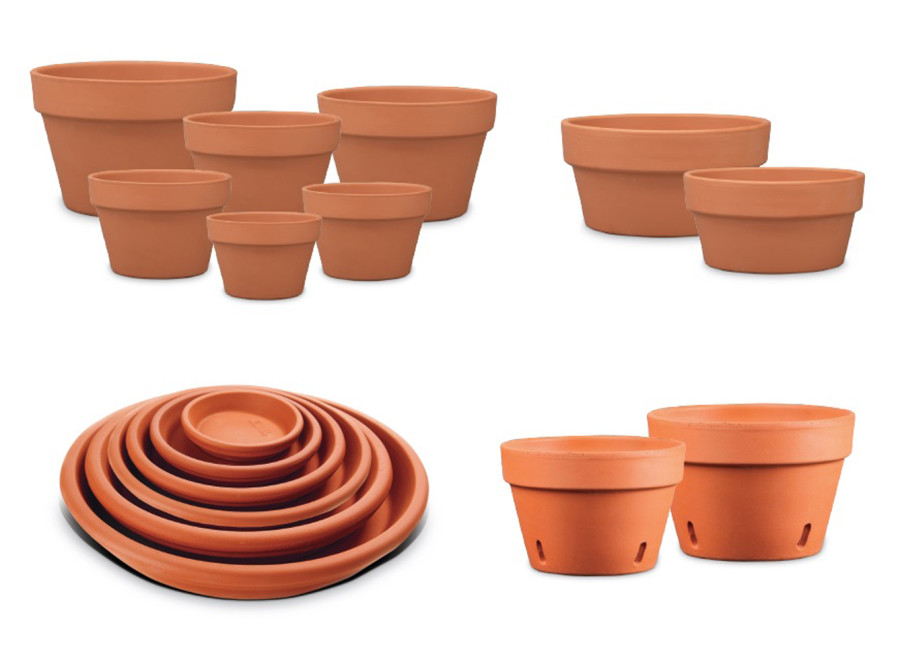 Pennington Decor Terra Cotta Pre-Pack Summer 1ea/Variety Of Sizes And Shapes