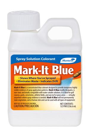 Monterey Mark-It Blue Spray Solution Colorant Blue 12ea/8 oz