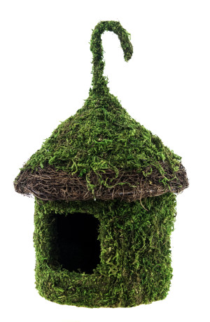 Supermoss Deco Birdhouse - Bungalow 6ea