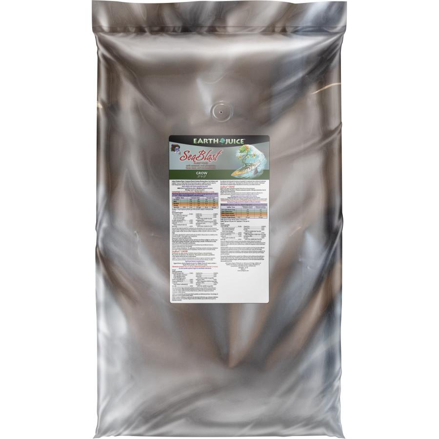 Earth Juice SeaBlast Grow 17-8-17 1ea/20 lb