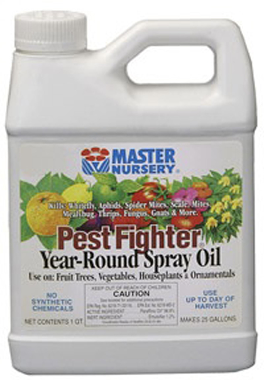 Master Nursery Pest Fighter Year Round Spray Oil Concentrate