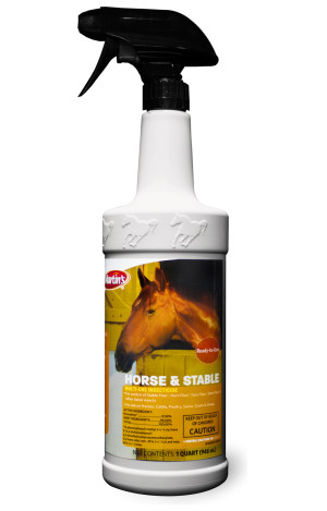 Control Solutions Martin's Horse And Stable Insecticide Ready To Use 12ea/32 fl oz