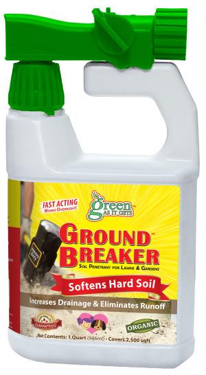 Green As It Gets Ground Breaker Soil Penetrant Ready To Spray