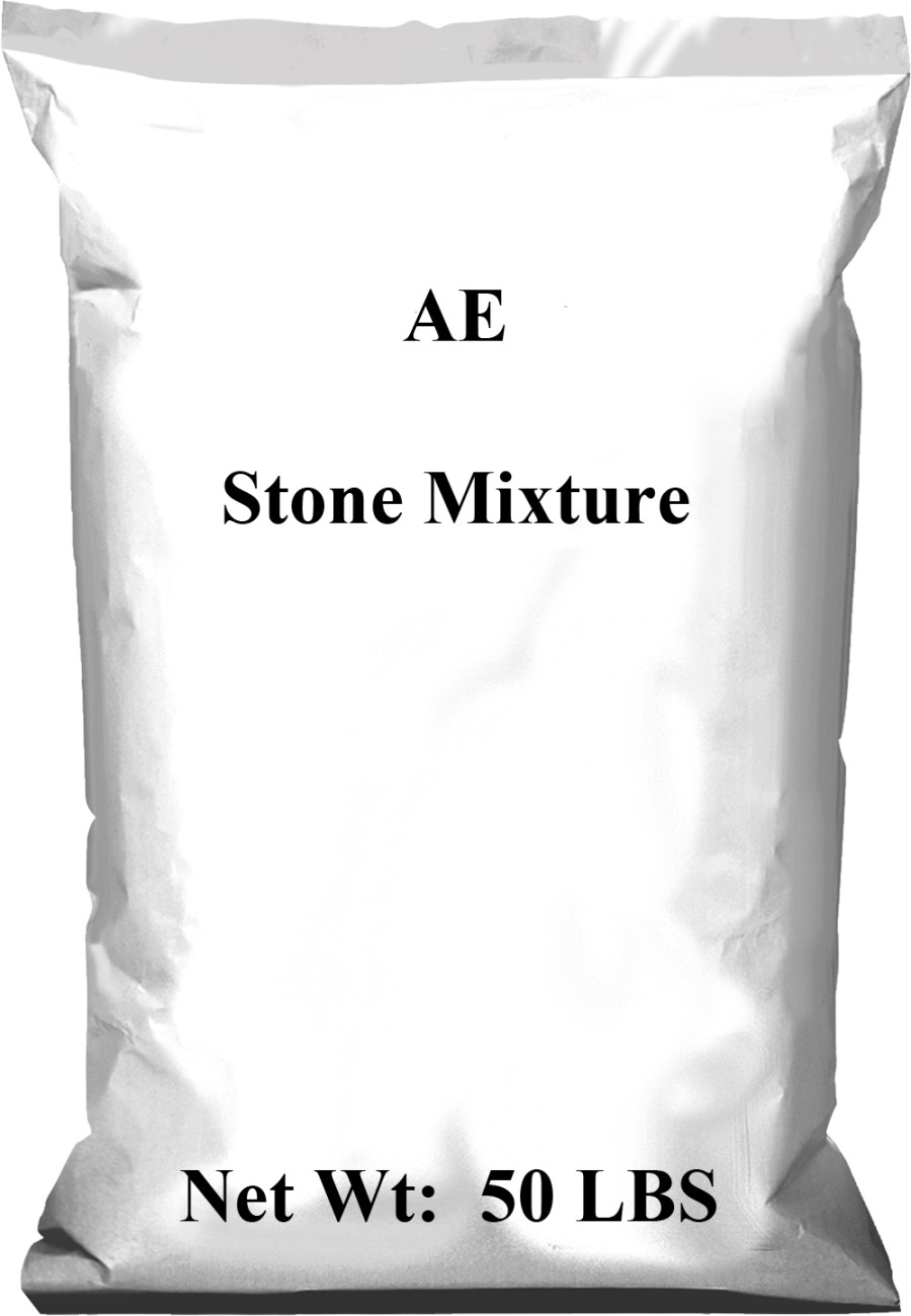 Pennington AE Mixture Stone 1ea/50 lb