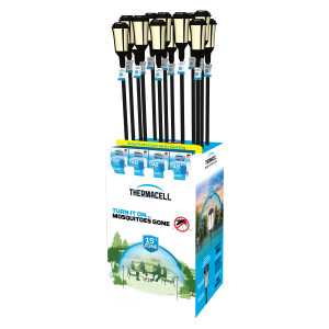 ThermaCELL Patio Shield Mosquito Protection Torch