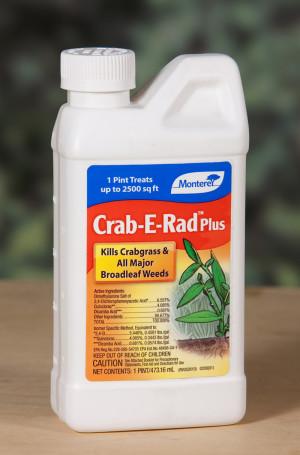 Monterey Crab-E-Rad Plus Concentrate