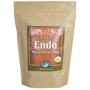 Down To Earth Ultrafine Endo Mycorrhizal Fungi OMRI 5ea/5 lb