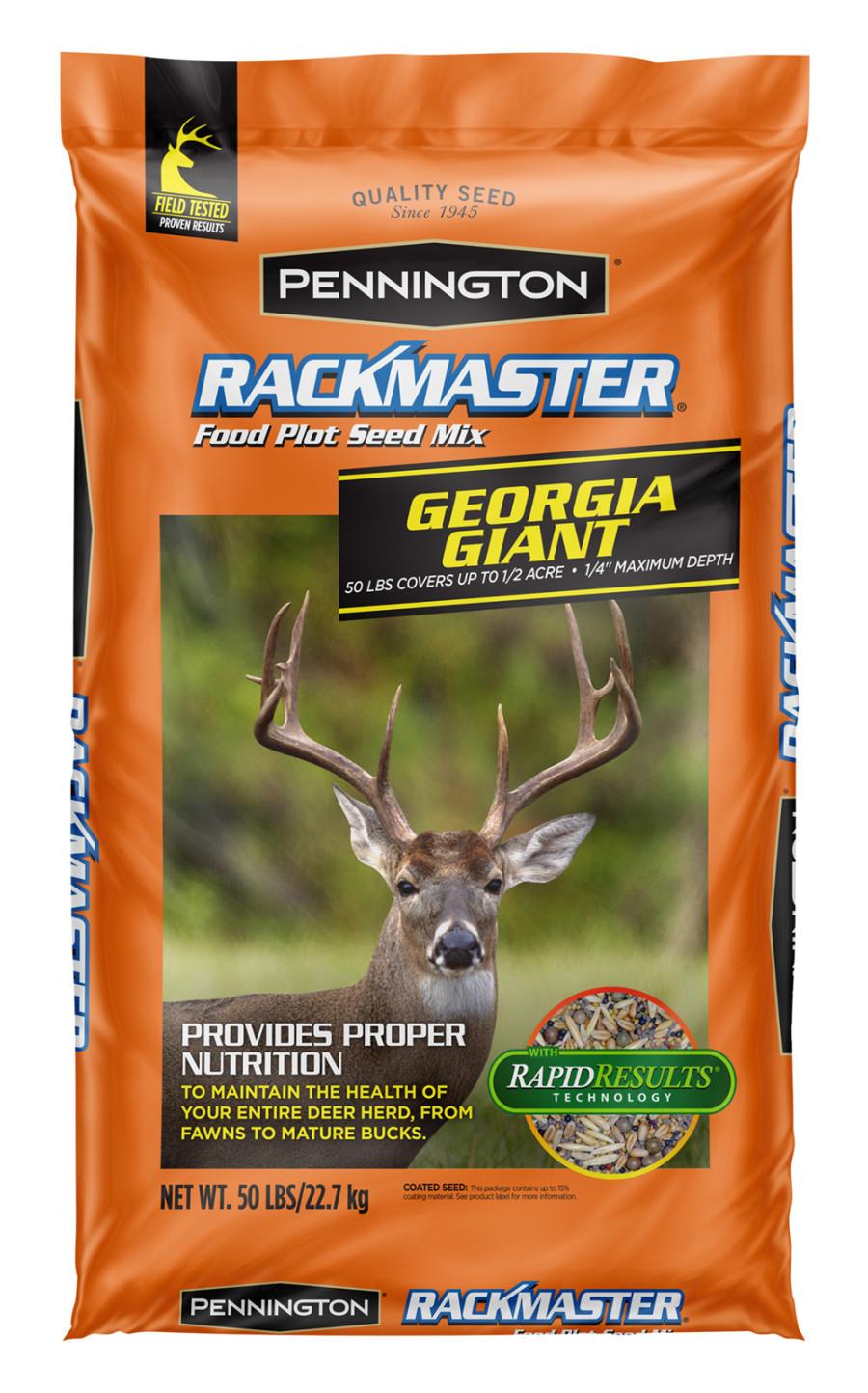 Pennington Rackmaster Georgia Giant Mix 40ea/50 lb