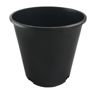 Calipot Grower Pot Black 1ea/2 gal