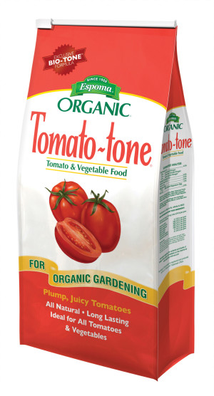 Espoma Organic Tomato-tone Tomato & Vegetable Food 3-4-6