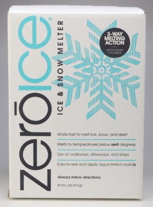 Howard Johnson Zero Ice & Snow Melter Box 30ea/80 lb