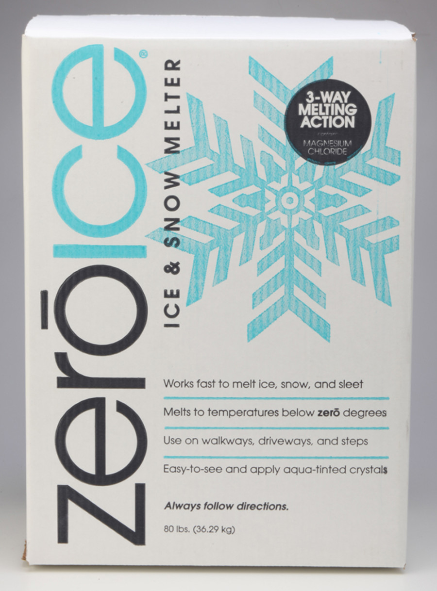 Howard Johnson Zero Ice & Snow Melter Box 30ea/80 lb