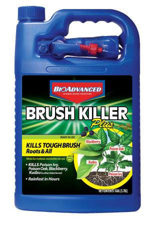 BioAdvanced Brush Killer Plus Ready to Use 4ea/1 gal
