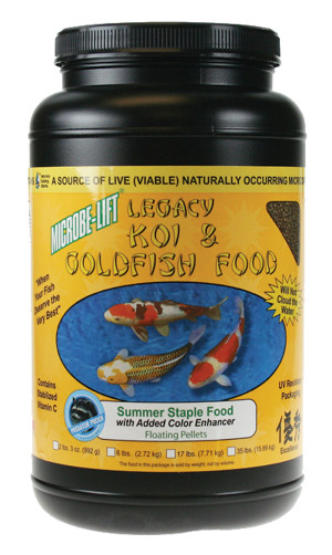 Ecological Laboratories Microbe-Lift Summer Staple 6ea/2 lb