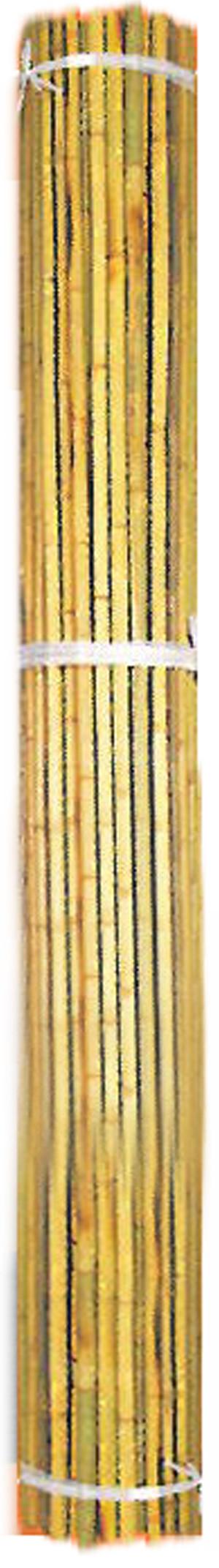 Bond Natural Bamboo Stake Bulk Brown 250ea/.5Inx6 ft