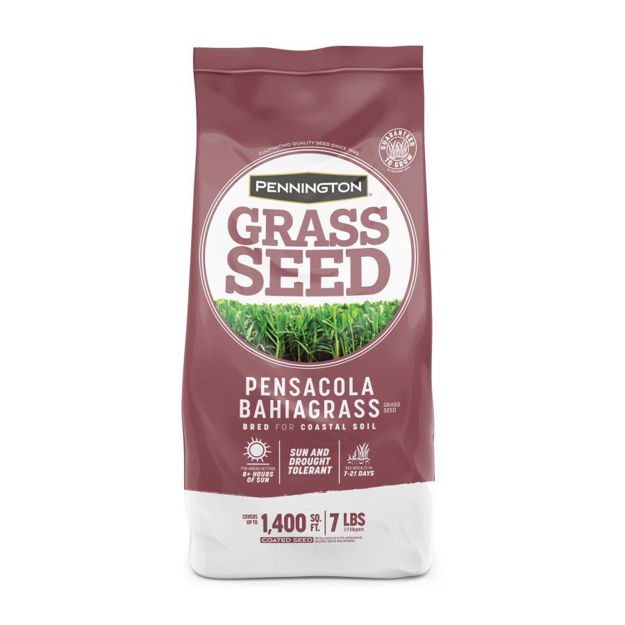 Pennington Pensacola Bahiagrass Grass Seed 4ea/7 lb