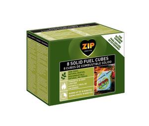 Zip Fuel Cubes Refill 1ea/8 pk