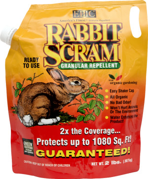 Enviro Rabbit Scram Granular Repellent Bag 6ea/2 lb