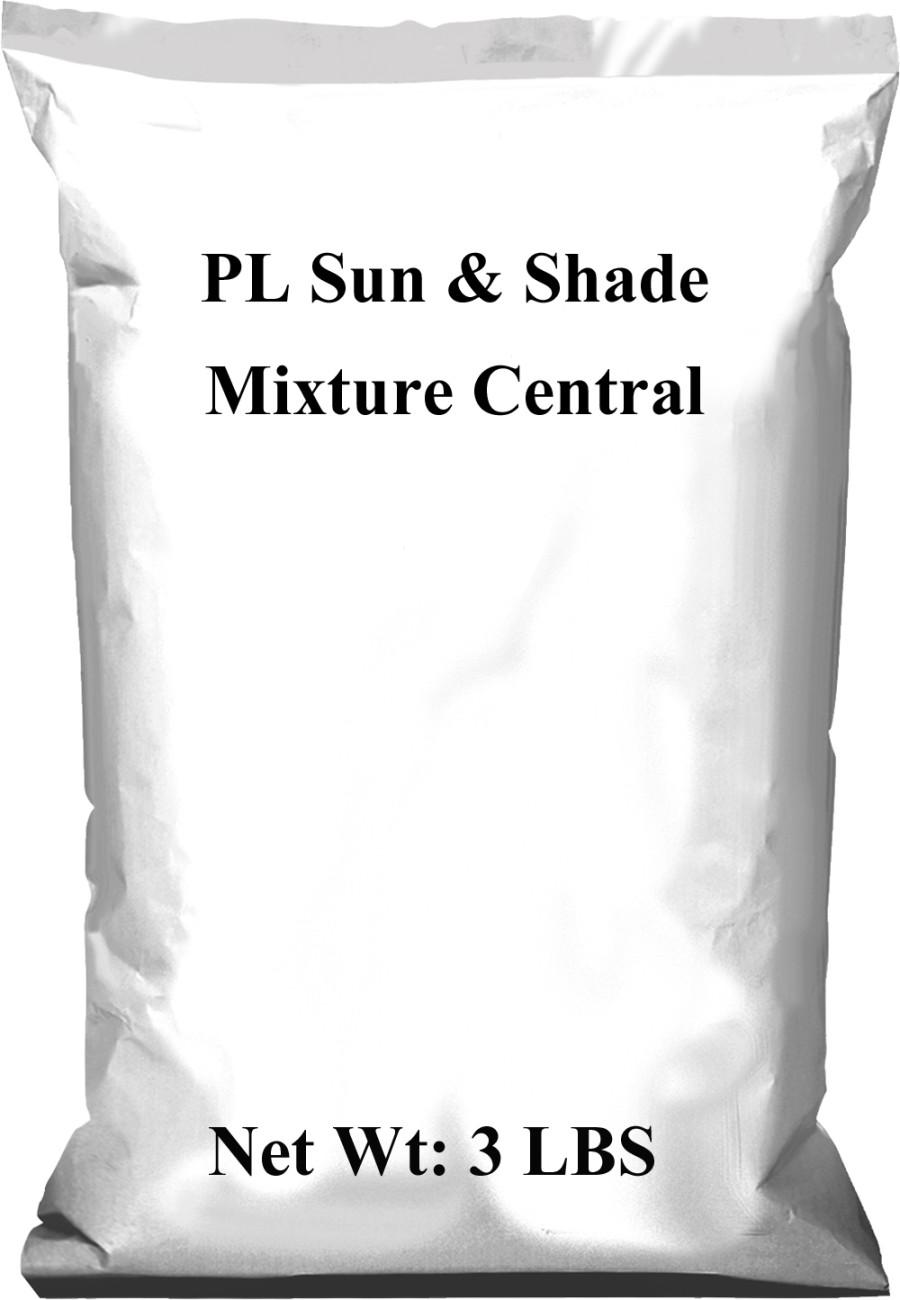 Pennington PL Sun & Shade Mixture Central 8ea/3 lb
