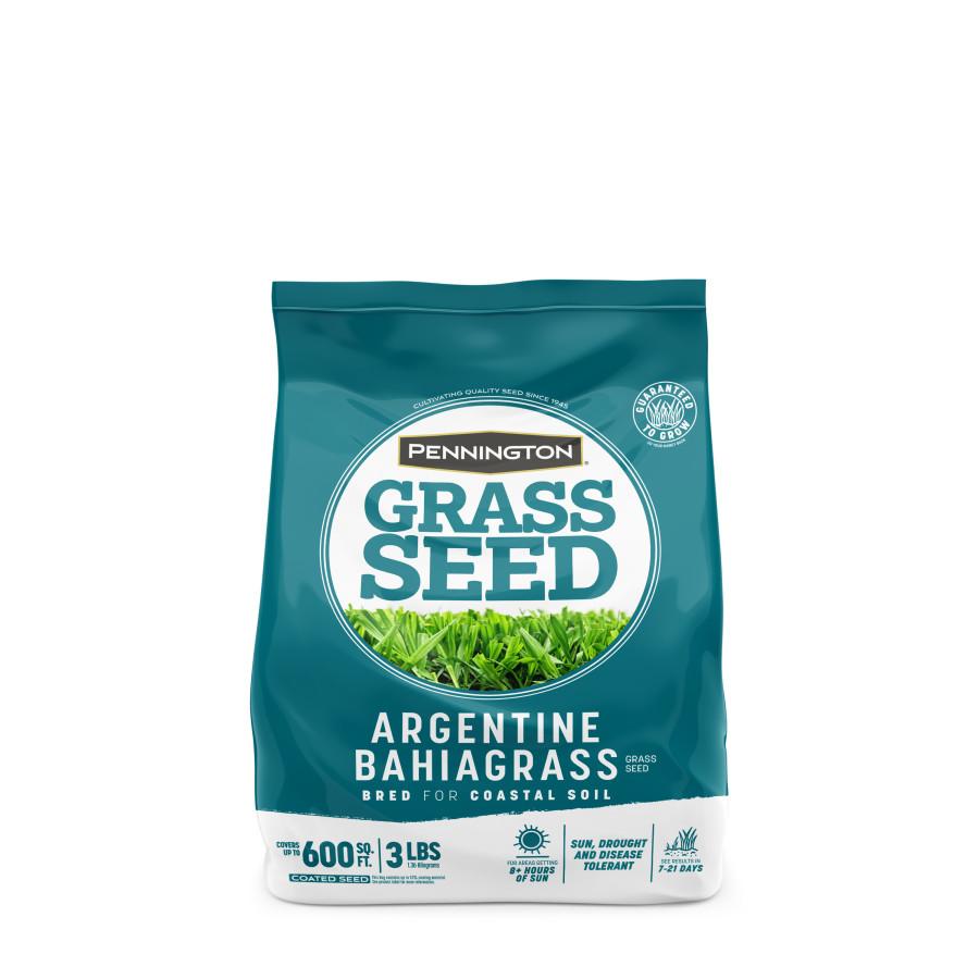 Pennington Argentine Bahiagrass Grass Seed 8ea/3 lb