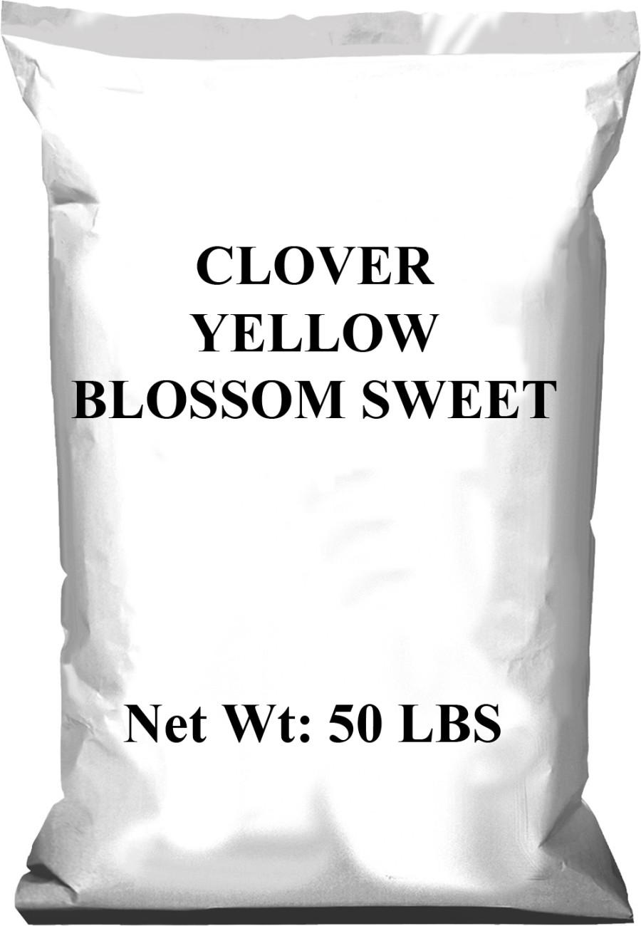 Pennington Clover Blossom Sweet Yellow 1ea/50 lb