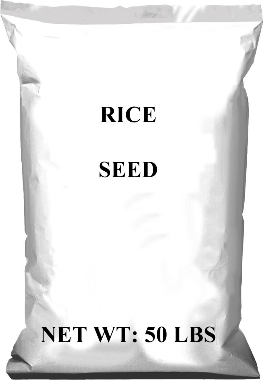 Pennington Rice Seed 1ea/50 lb