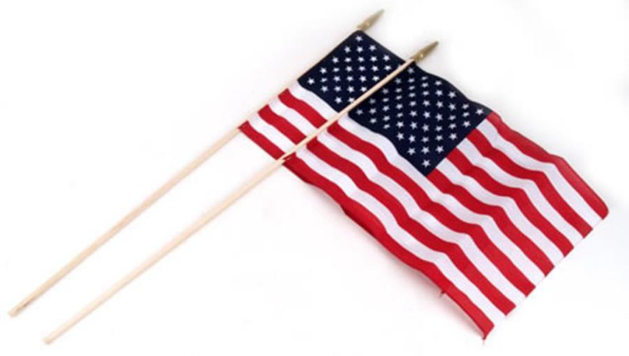 Flag Zone American Hand Flag