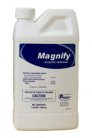Monterey Magnify Activator Penetrant Brown 12ea/32 oz