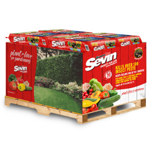 Sevin Insect Killer Lawn Granules