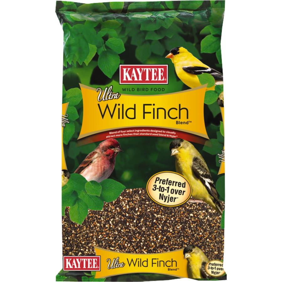 Kaytee Wild Bird Food Ultra Wild Finch 6ea/7 lb
