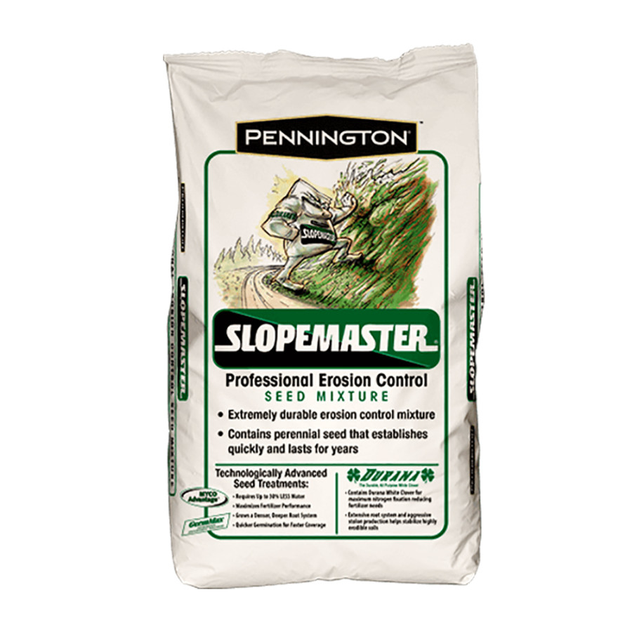 Pennington Slopemaster Erosion Control Seed Mix Row 40ea/25 lb