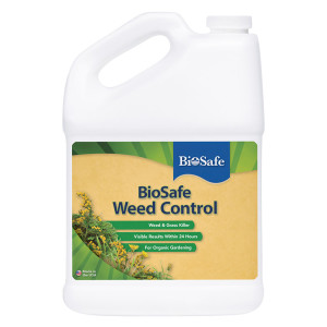 Bio Safe Weed Control Weed & Grass Killer Concentrate Organic 2ea/1 gal