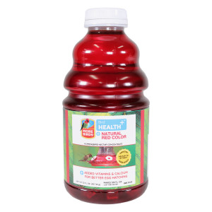 Classic Brands More Birds® Bird Health+™ Natural Liquid Concentrate Nectar Red 6ea/32 oz