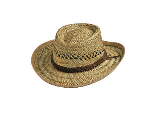 Goldcoast Sunwear Rush Gambler Band Hat Natural Natural 6ea/One Size