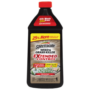 Spectracide Weed & Grass Killer W/Extended Control 6ea/40 fl oz