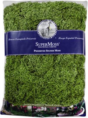Supermoss Spanish Moss Preserved Grass 10ea/32 oz