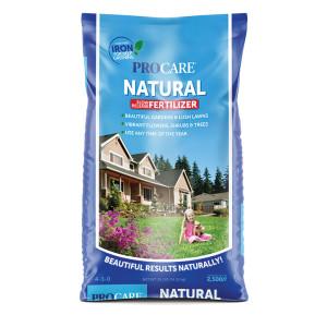 Pro Care Pro Care Natural Fertilizer 4-3-00 1ea/36 lb