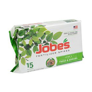 Jobe's Fertilizer Spikes Trees & Shrubs 16-4-4
