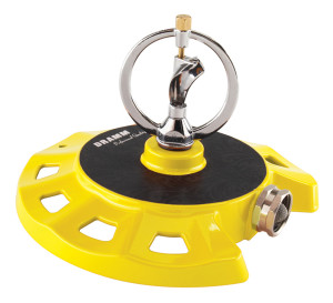 Dramm ColorStorm Spinning Sprinkler Yellow 6ea