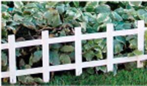 Master Mark Cape Cod Fence White 50ea/13-1/2Inx33 in