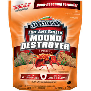 Spectracide Fire Ant Shield Mound Destroyer